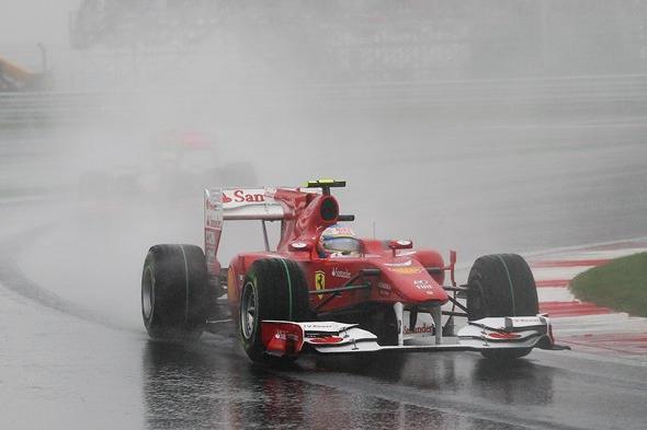 Alonso, ele tem sorte de campeão?