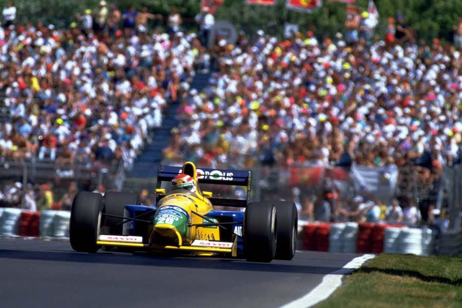 GP do Canadá na Formula 1 em Montreal de 1991 - ultrapassagem.org